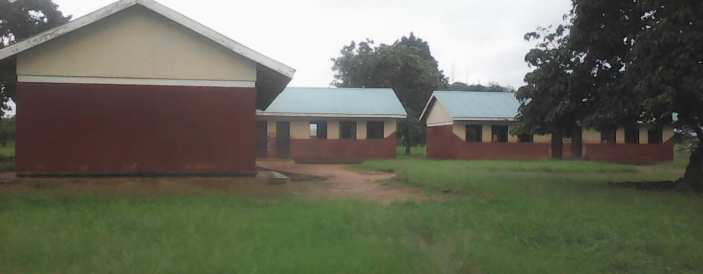 Arek Primary school in oyam district